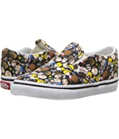 Vans Kids - Classic Slip-On x Peanuts (Infant/Toddler)