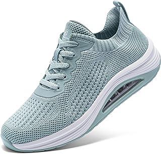 LARNMERN PLUS Scarpe Casual da Donna Traspirante Leggero Sportive Sneakers Antiscivolo Cómodo Scarpe da Ginnastica Outdoor...