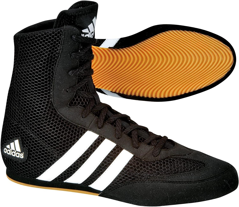 ADIDAS Box Hog Boxing Boots - Black