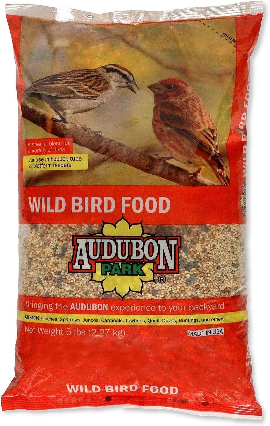 Audubon Park 12249 Wild Food 5-Pounds Ranking TOP17 Bird Special Campaign