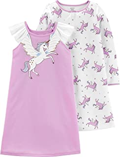 Girls' 2 Pk Gown Poly 373g082