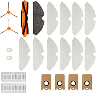 KÝVÖL S31 Saugroboter Ersatzteile Staubsauger Roboter Zubehör, Kompatibel mit Cybovac S31 Saugroboter