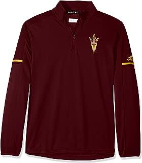 NCAA Men's Sideline L/S 1/4 Zip Pullover Jacket