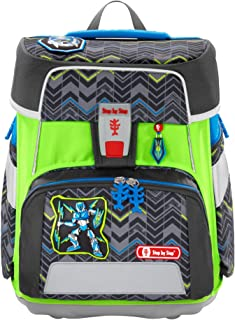 Step by Step Satchel cover Neon Pull-Over for the satchel model SPACE synthétique Enfant accessoires pour l'école (SBSNeon...