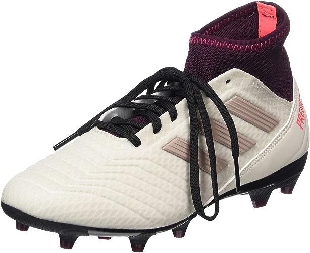 Adidas Prougeator 18.3 FG W, Chaussures de Football Femme