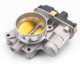 Tecoom 12631186 Professional Throttle Body for Buick Chevrolet GMC Pontiac Saturn 2.4L Cars.