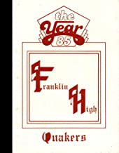 (Reprint) 1985 Yearbook: Franklin High School, Rochester, New York