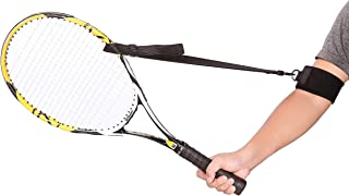PRO HORANGE Ultimate Tennis Stroke Trainer: Great Swing Wrist Training Aid for Forehands, Backhands, Volleys and Serves
