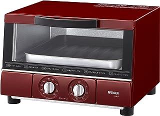 Tiger 虎牌 烤箱 烤面包机 , 红色