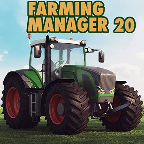 Farming Agriculture Manager 20