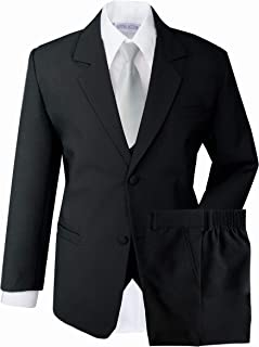 Boys' Classic Fit Formal Dress Suit Set