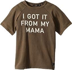 I Got It From My Mama Short Sleeve T-Shirt (Toddler/Little Kids/Big Kids)