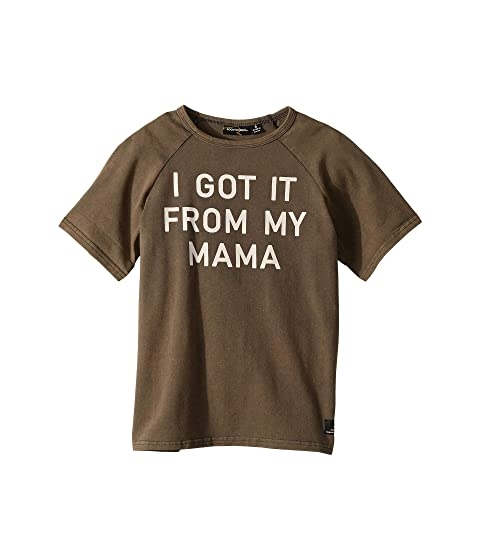 Rock Your Baby I Got It From My Mama Short Sleeve T-Shirt (Toddler/Little Kids/Big Kids)