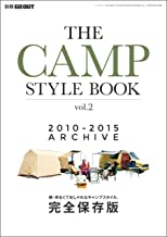 表紙: GO OUT特別編集 THE CAMP STYLE BOOK 2010-2015 ARCHIVE Vol.2   三栄書房