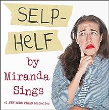 Best self help book by miranda sings Reviews