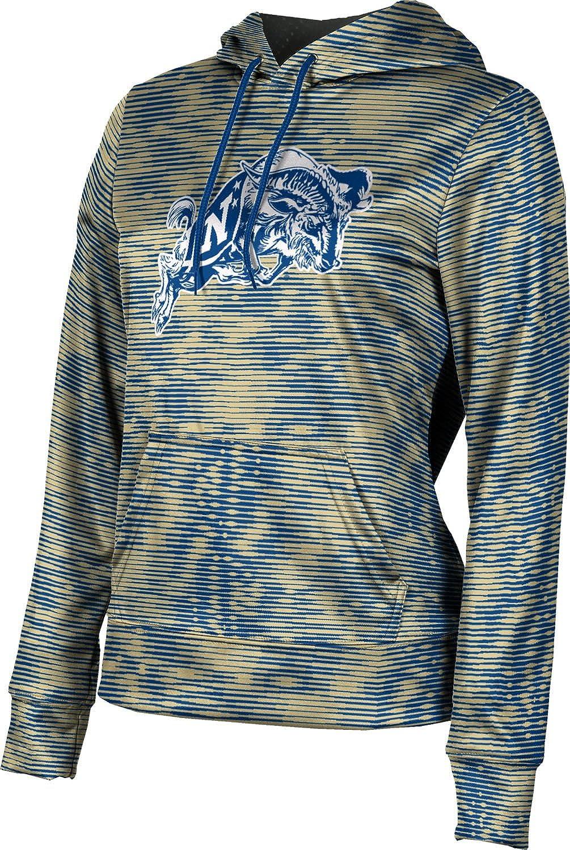 United States Naval Academy Girls' Pullover Hoodie, School Spirit Sweatshirt (Velocity)