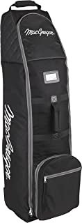 MacGregor Men's VIP Deluxe Wheeled Travel Cover - Black