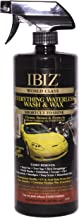32 Ounce Waterless Car Wash and Wax Kit - Best Value. It's As Easy As IBIZ Clean. Clean, Polish and Protect Your Car, SUV, Truck, Boat, RV or More. For over 50 years, IBIZ offers the best value.
