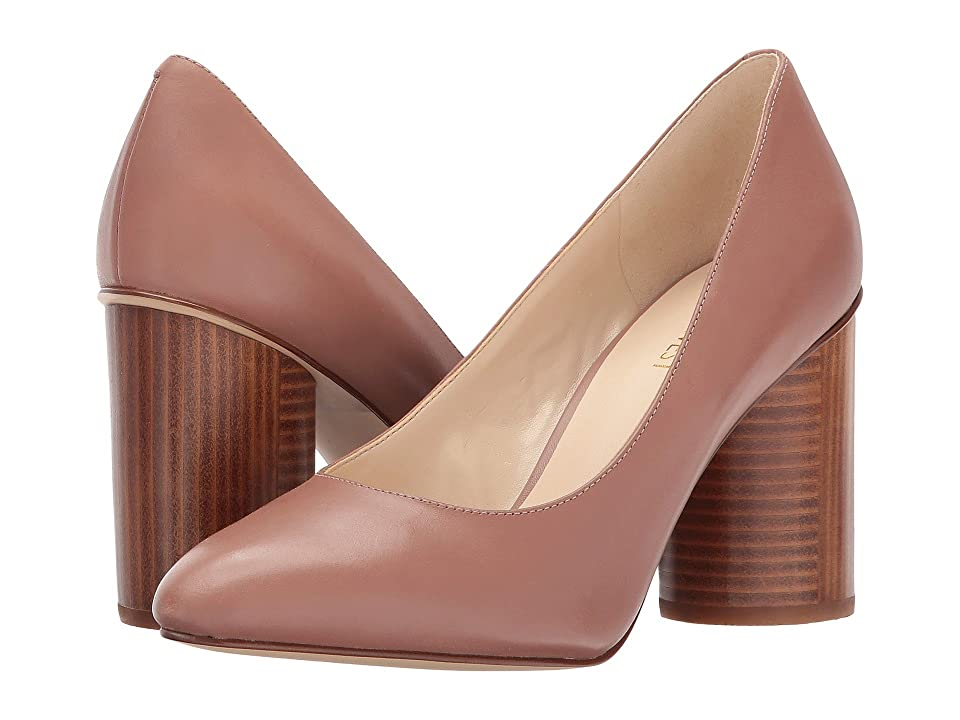 Nine West Cardya (Natural Leather) High Heels