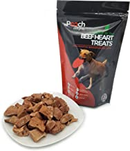 Pooch Delights' - Natural Dog Treats Made in The USA, Grain-Free, and Low-Calorie - Gourmet Organ Meat Dog Jerky