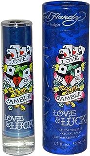 Love & Luck Christian Audigier for Men - Eau De Toilette Spray 1.7 oz