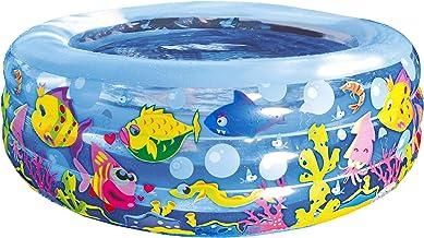 Best Sporting aufblasbarer Pool Aquarium, Planschbecken rund, 152 x 50 cm