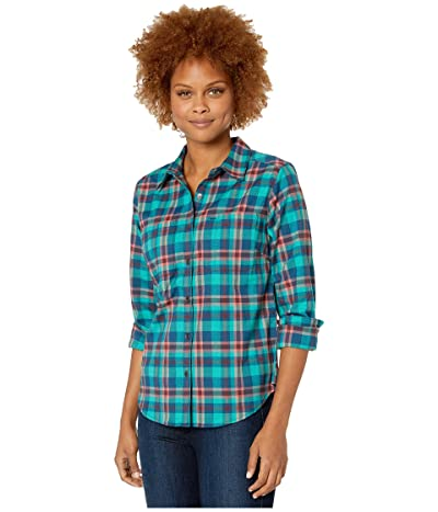 Royal Robbins Thermotech Flannel (Harbor) Women