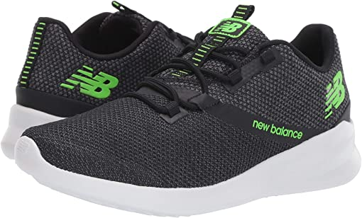 Black/RGB Green