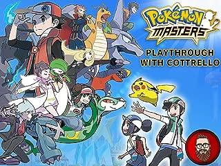 Pokemon Masters Playthrough with Cottrello