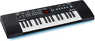 $44 » Alesis Melody 32 – Portable 32 Key Mini Digital Piano / Keyboard with Built-in Speakers, 300 Built-In Sounds, 40 Demo Song...