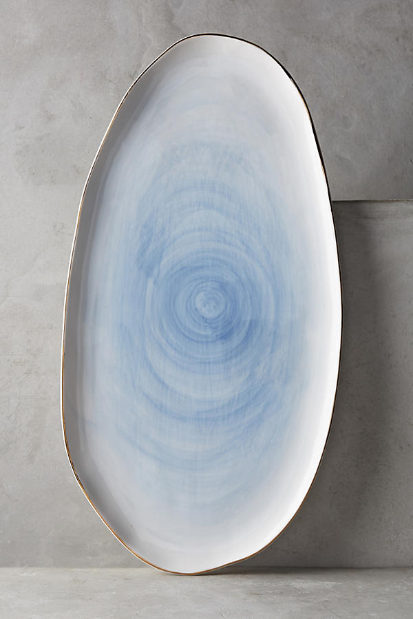 Mimira Large Platter | Anthropologie