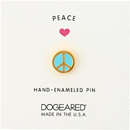 Dogeared - Peace Pin