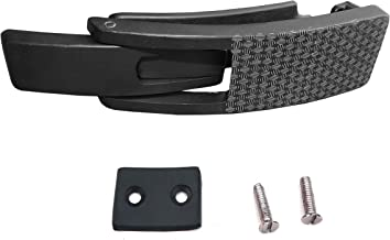 2Fit® Replacement Lever for Powerlifting Lever Belts (Black Paper Coated)