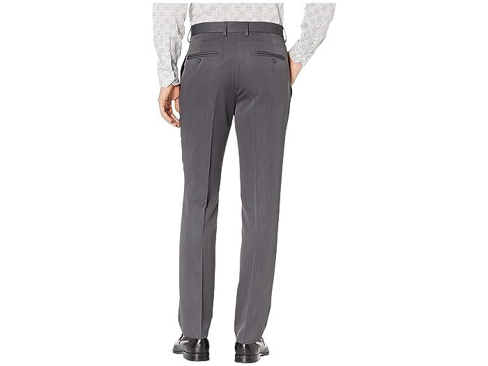 Kenneth Cole Reaction Urbana Moteado Stretch Pantalones De Vestir Fit Slim- Ropa Hombres