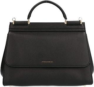 Luxury Fashion | Dolce E Gabbana Womens BB6743AA40980999 Black Handbag | Fall Winter 19