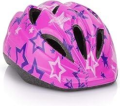 LX LERMX Kid Bicycle Helmets, Kids Bike Helmet Ages 5-14 Adjustable from Toddler to Youth Size, Durable Kids Bike Helmet w...