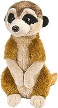 Wild Republic Meerkat Plush, Stuffed Animal, Plush Toy, Kids Gifts, Cuddlekins, 12 Inches