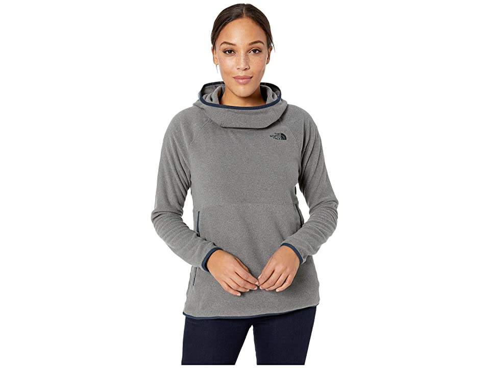 The North Face Glacier Alpine Pullover (TNF Medium Grey Heather) Women