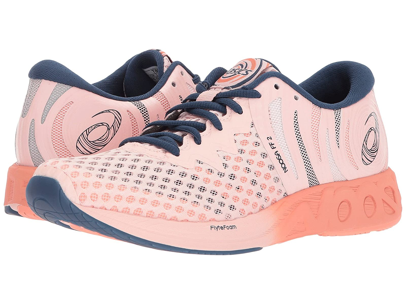 ASICS Noosa FF 2Atmospheric grades have affordable shoes
