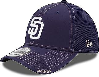 MLB San Diego Padres NEO 39Thirty Stretch Fit Cap, Navy