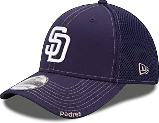 San Diego Padres Navy 39THIRTY Neo Stretch Fit Hat