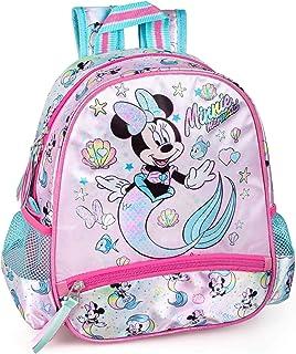 Mochila Junior Minnie Mouse Sirena