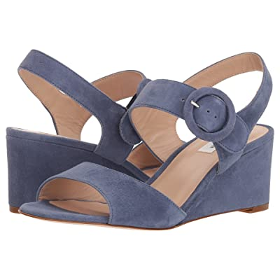 L.K. Bennett Bailey (Powder Blue Suede) Women