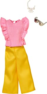 Barbie Complete Looks Pink Top & Yellow Bottoms Fashion Pack