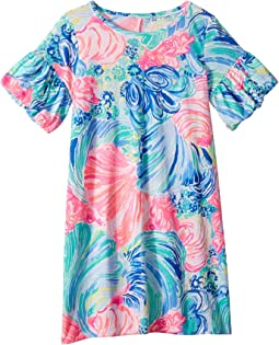 Lilly Pulitzer Kids Mini Lindell Dress (Toddler/Little Kids/Big Kids)