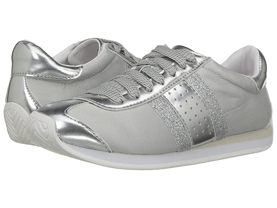 Dolce Vita Kids Johnny (Little Kid/Big Kid) (Silver Satin) Girl