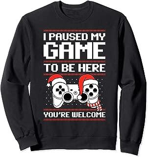 christmas sweater geek