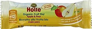 Holle baby food AG ホレ 有機フルーツバー アップル&ペアー 25gx10個セット