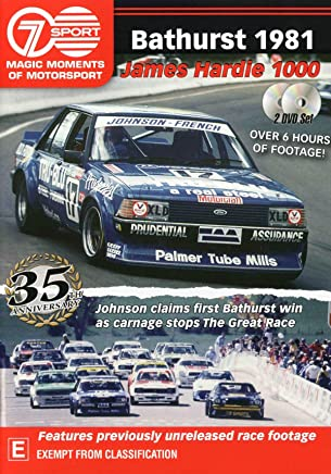Magic Moments of Motorsport: Bathurst 1981 - James Hardie 1000