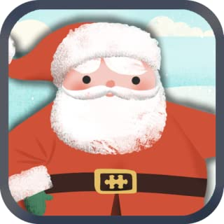Christmas Games for Kids: Cool Santa Claus, Snowman, and Reindeer Jigsaw Puzzles for Toddlers, Boys, and Girls HD - Free